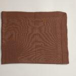 שמיכה סריג איכותי דגם דובי